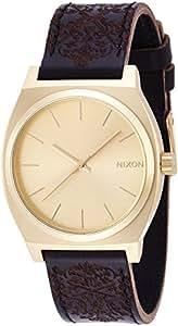 [ニクソン]NIXON TIME TELLER: GOLD/ORNATE NA0451882-00  【正規輸入品】