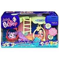 Littlest Pet Shop: Basic Playset - Playground(並行輸入)