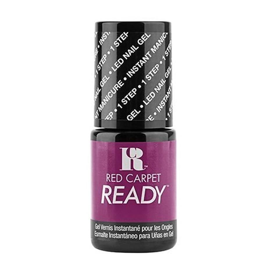 来て早熟コンドームRed Carpet Manicure - One Step LED Gel Polish - Groupie Love - 0.17oz / 5ml
