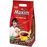 マキシムオリジナルコーヒーミックス【12g×100包入り】 お得4個セット(計400包)