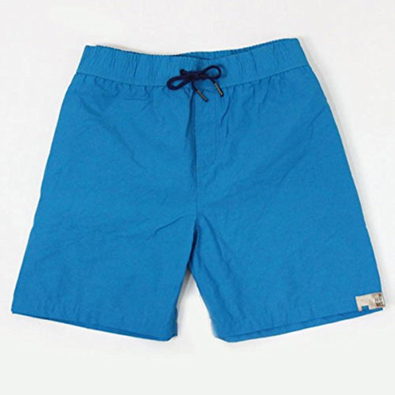 [ノーエクセス] NO EXCESS 正規品 メンズ スイムパンツ Swimshort, solid cotton nylon 740301 36 (コード:4082726707)