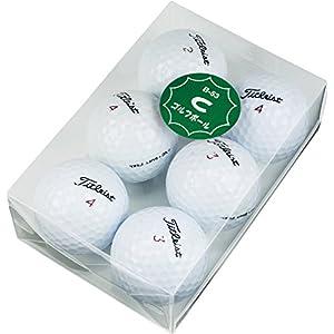 ライト(LITE) ゴルフボール ロストボール C 6個入り B-53