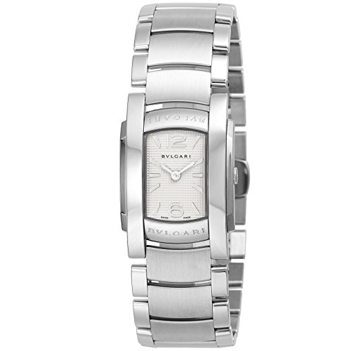 [ブルガリ]BVLGARI 腕時計 アショーマD シルバー文...