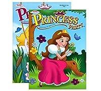Kappa Prettyプリンセスパーティーカラーリング&アクティビティBooks ,ケースPack 48
