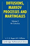 Diffusions, Markov Processes, and Martingales: Ito Calculus Vol.2