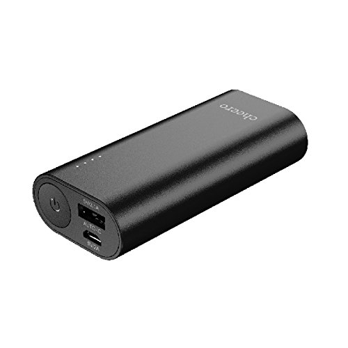 cheero Power Plus 3 6700mAh コンパクト軽量型 モバイルバッテリー iPhoneAndroid対応 Auto-IC機能搭載 (ブラック) CHE-068