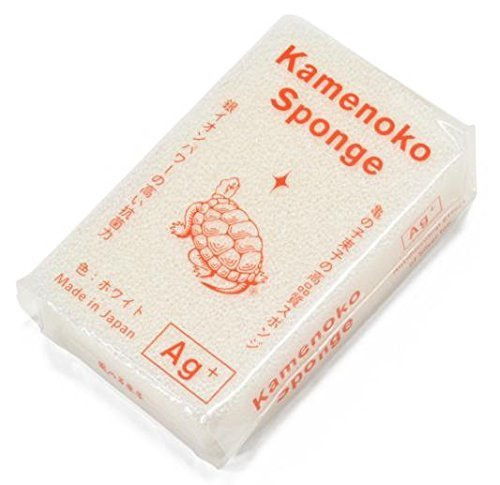 RoomClip商品情報 - 亀の子スポンジ 食器洗い ホワイト 3個セット