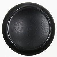 Lacto Button(ラクトボタン) LH1109-09 1個入 23mm 09黒