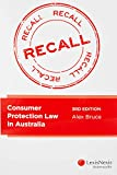 Cover of Consumer Protection Law in Australia, 3rd edition