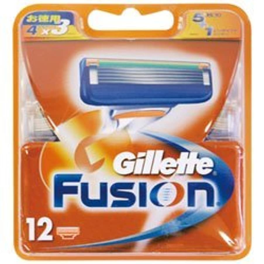 選ぶ発行するフェザージレット フュージョン5+1替刃 12B × 5個セット