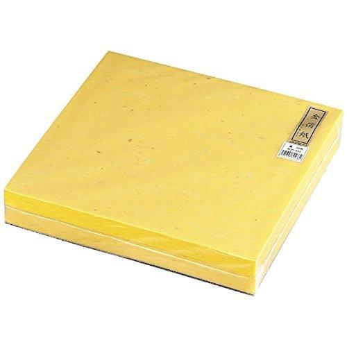 MIN(マイン ) 金箔紙ラミネート 黄 (500枚入) M30-433