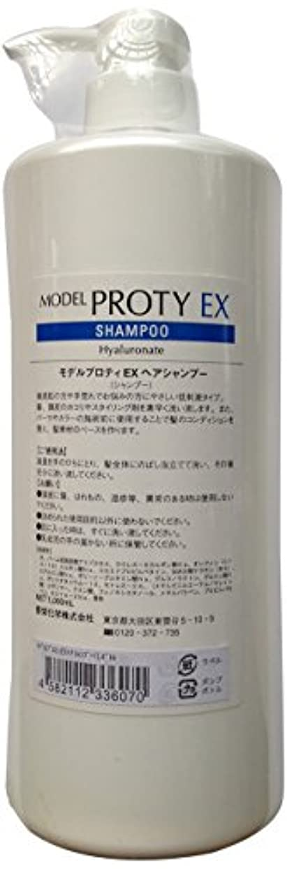 香栄化学 モデルプロティEXヘアシャンプー1000ml