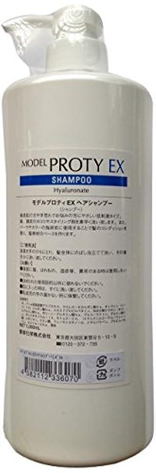 武装解除満了最初に香栄化学 モデルプロティEXヘアシャンプー1000ml