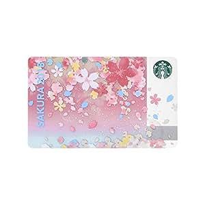 スターバックス カード さくら レイヤードフラワー 18 Starbucks SAKURA 2018