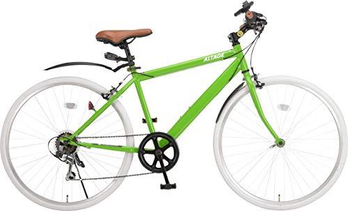 ALTAGE (アルテージ) 自転車 クロスバイク 26インチ シマノ製6段変速 ACR-001 B07TLVSGK3 1枚目