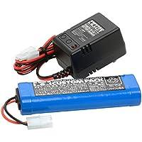タミヤ 7.2Vカスタムパックと充電器セット 55087