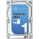 """【国内正規代理店品】Seagate 内蔵HDD Desktop HDDシリーズ (1TB / 3.5"""" / SATA3.0 / 7,200rpm) ST1000DM003"""