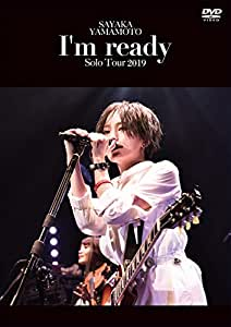 山本彩 LIVE TOUR 2019~I'm ready~[DVD]