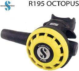 SCUBAPRO 11-331-200 R195 OCTOPUS(オクトパス) イエロー