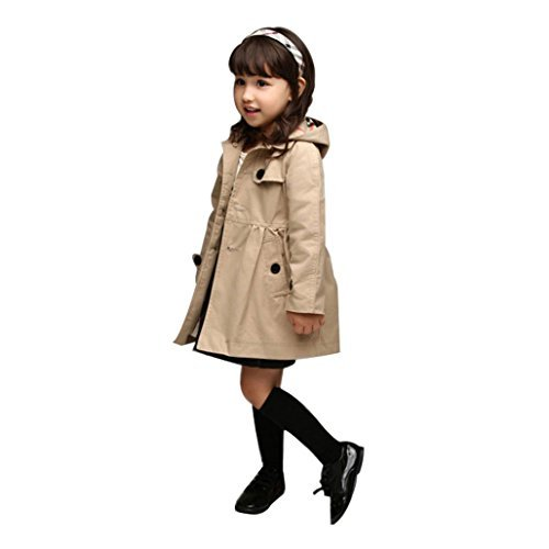 【ノーブランド品】春衣装 子供コート スプリングコート キッ...