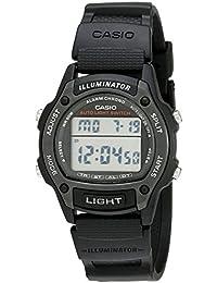 [カシオ]CASIO 腕時計 デジタル W-93H-1AV ブラック メンズ 海外モデル 逆輸入品