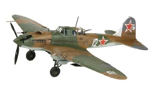 タミヤ 1/72 ウォーバードコレクション No.81 ソビエト空軍 イリューシン IL-2 シュトルモビク プラモデル 60781