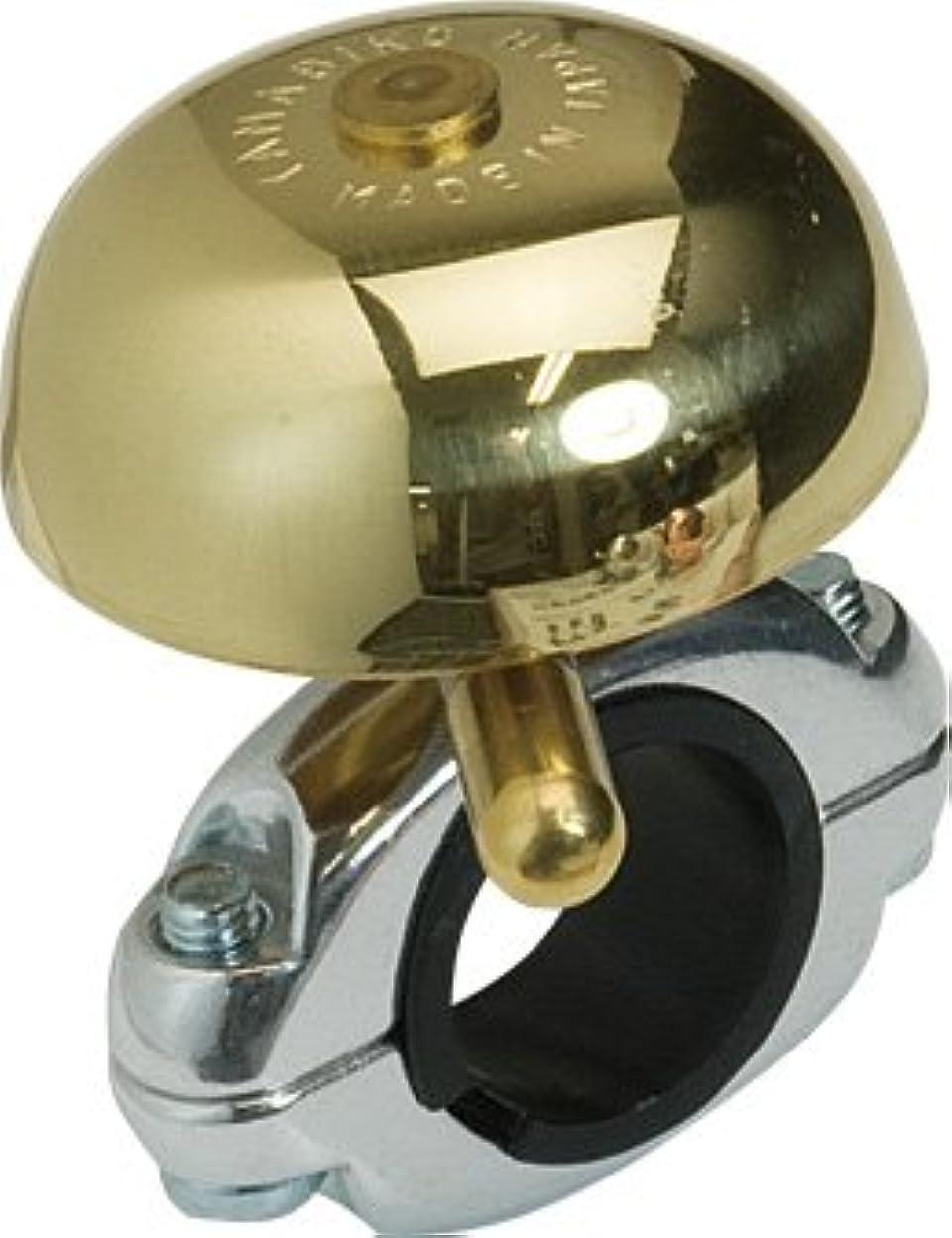 影響力のある恩恵はしご扇工業 やまびこ ベル OH2200 ゴールド (コード番号:HOB05701) (ベル)