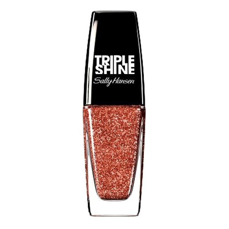 スペイン軽減するオーロックSALLY HANSEN Triple Shine Nail Polish - Dream Sequins (並行輸入品)