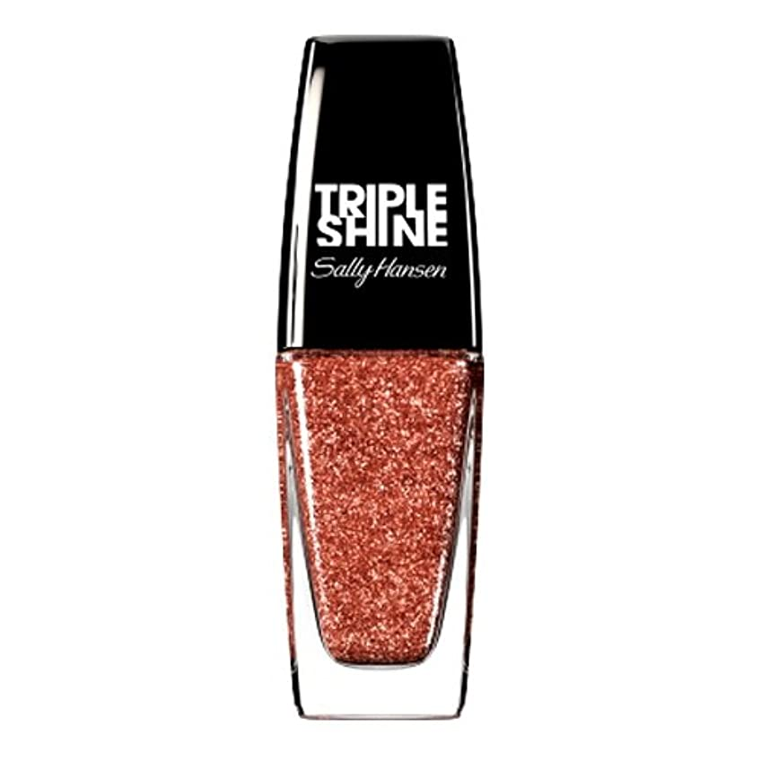 驚いた権威炎上(3 Pack) SALLY HANSEN Triple Shine Nail Polish - Dream Sequins (並行輸入品)