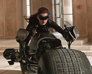 ブロマイド写真★『バットマン/ダークナイト・ライジング』バットポッドに乗るキャットウーマン(アン・ハサウェイ)