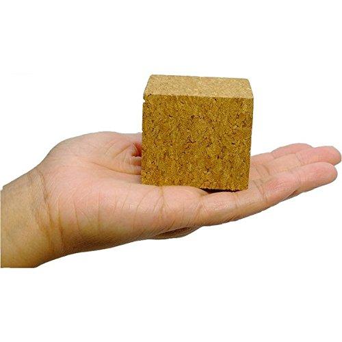 天然コルク サイコロブロック型(大) インコのおもちゃ