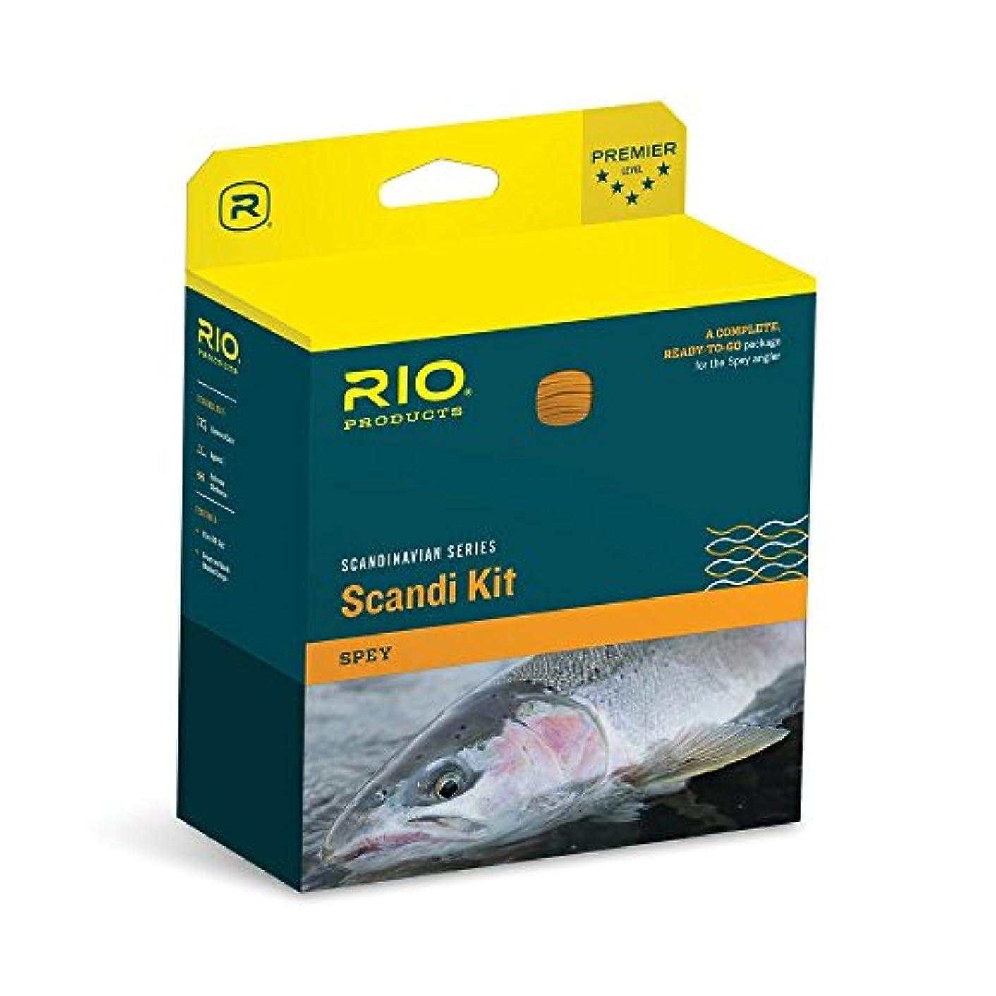 どうやって言うまでもなくコンサートRio Fly Fishing Scandiシューティングヘッドシステムキット