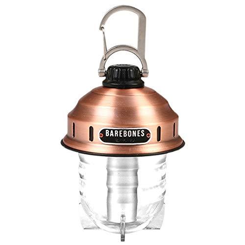 Barebones Living(ベアーボーンズリビング)NEWパッケージ BEACON CARABINER LIGHT in copper ビーコン カラビナ ライト(カッパー)LED