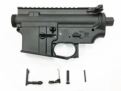 APS 電動M4用 メタルフレームセット KACタイプトリガーガード付