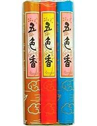 五色香(3把入) 【まとめ買い20個セット】 40-493