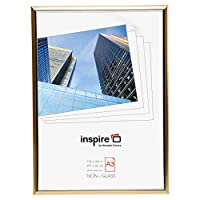 Inspire for Business EASA3GDP A3イージーローダー写真/ポスターフレーム - ゴールド