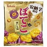 東ハト すいーとぽてこ 蜜いも味 1箱(12袋)