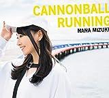 【Amazon.co.jp限定】CANNONBALL RUNNING【初回限定盤CD+2DVD】(オリジナル・ロゴ・チケットホルダー+デカジャケ付き)