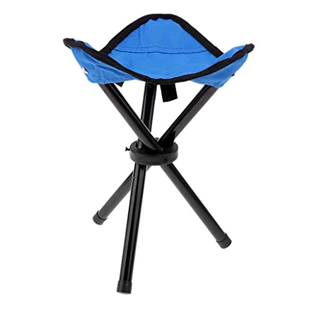 瞳キャンドル爆発Baoblaze 三脚 折り畳み式 キャンプスツール コンパクト 超軽量 釣り椅子 全2色