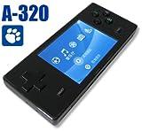 日本トラストテクノロジー 丁果 DINGOO DIGITAL A320 4GB ブラック