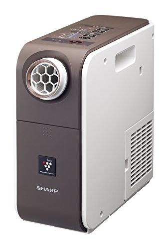 シャープ 乾燥機 プラズマクラスター搭載 ホワイト DI-ED1S-W