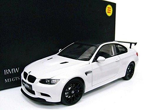 【京商 / KYOSHO】 1/18 BMW M3 GTS E92 (ホワイト) Limted Edition 600pcs