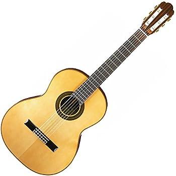 ARIA アリア クラシックギター 630mmスケール レディースサイズ 表板スプルース 単板 ソフトケース付 A-50S-63