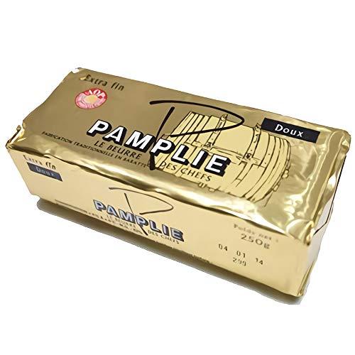 Pamplie パムプリー 無塩バター AOP フランス ポワトゥシャラン産 250g