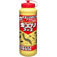 アース製薬 虫コロリアース(粉剤) 550g
