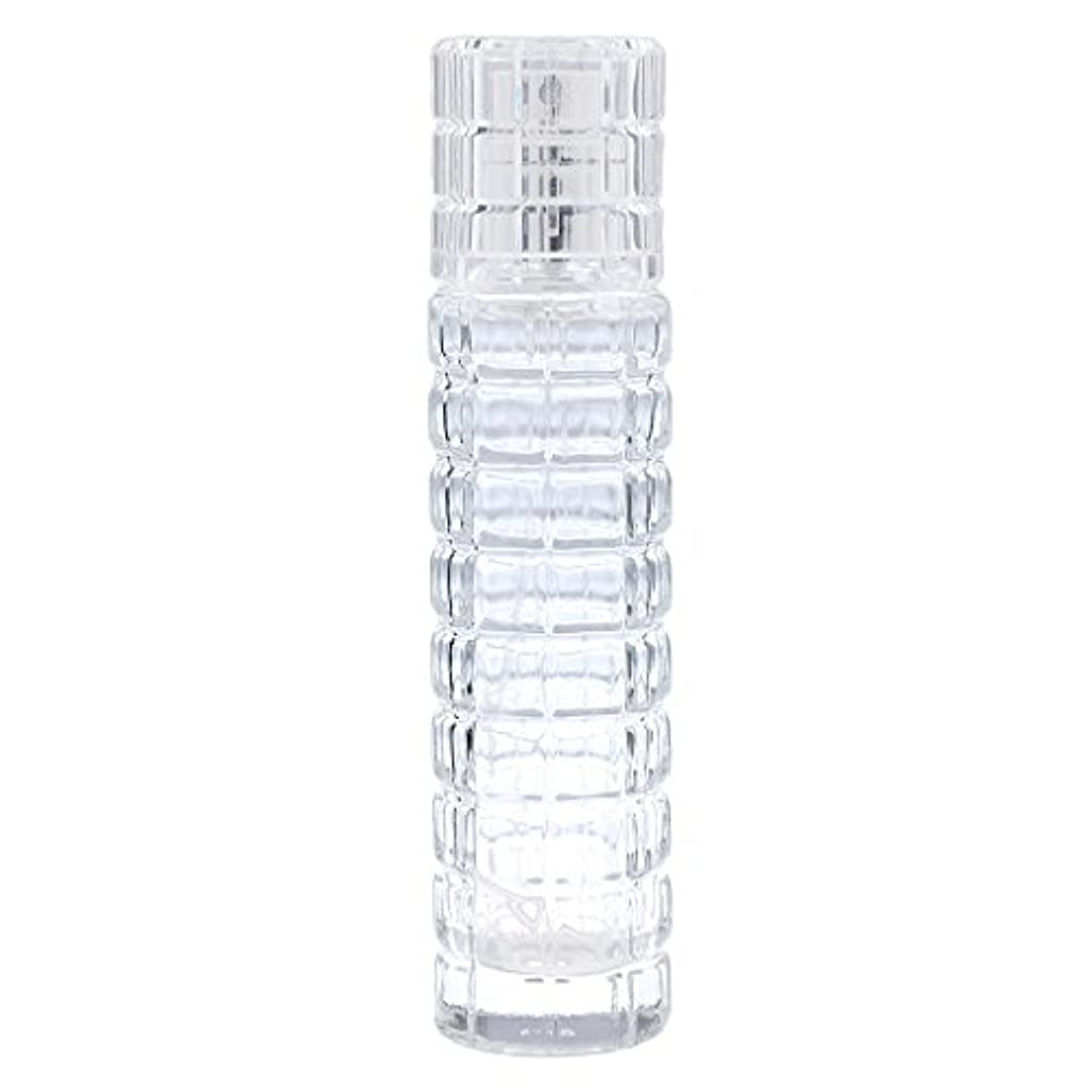 ズボンバリア成熟ミニ 詰め替え可能 耐久性 ガラス 空 香水瓶 旅行 香水 スプレーボトル アトマイザー 30ml クリア
