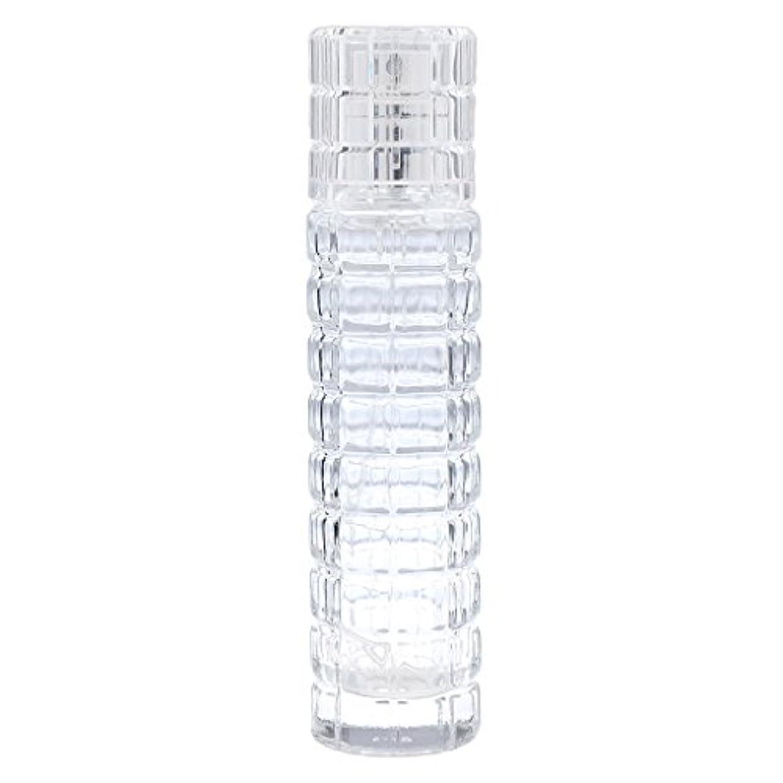 アークに賛成ドック詰め替え可能 空 香水ボトル ガラス 香水瓶 アトマイザー スプレー 旅行用 30ml 便利 クリア