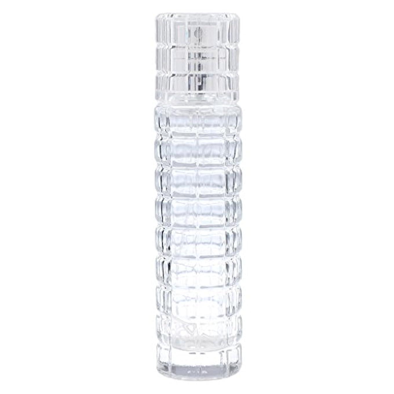 定期的大ペナルティ小型 詰め替え可能 空 香水ボトル ガラス 香水瓶 アトマイザー スプレー 旅行用 30ml 便利 クリア
