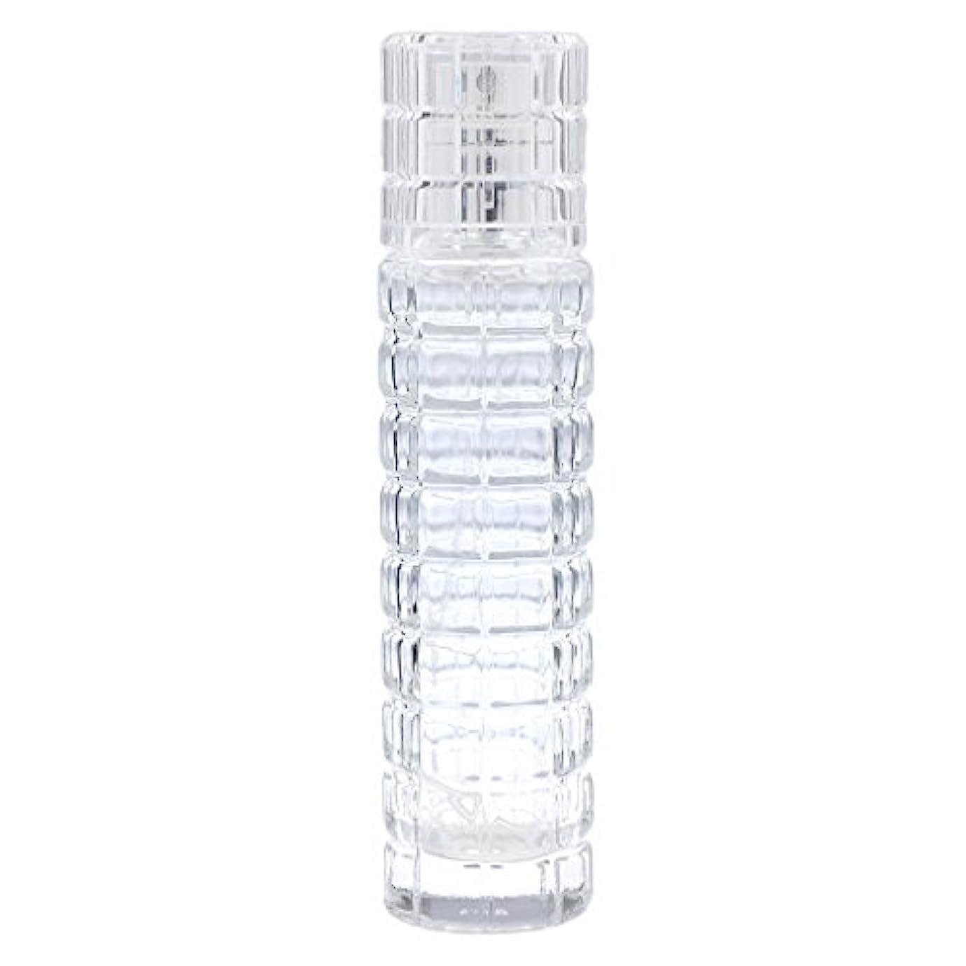 不確実注意順番ミニ 詰め替え可能 耐久性 ガラス 空 香水瓶 旅行 香水 スプレーボトル アトマイザー 30ml クリア