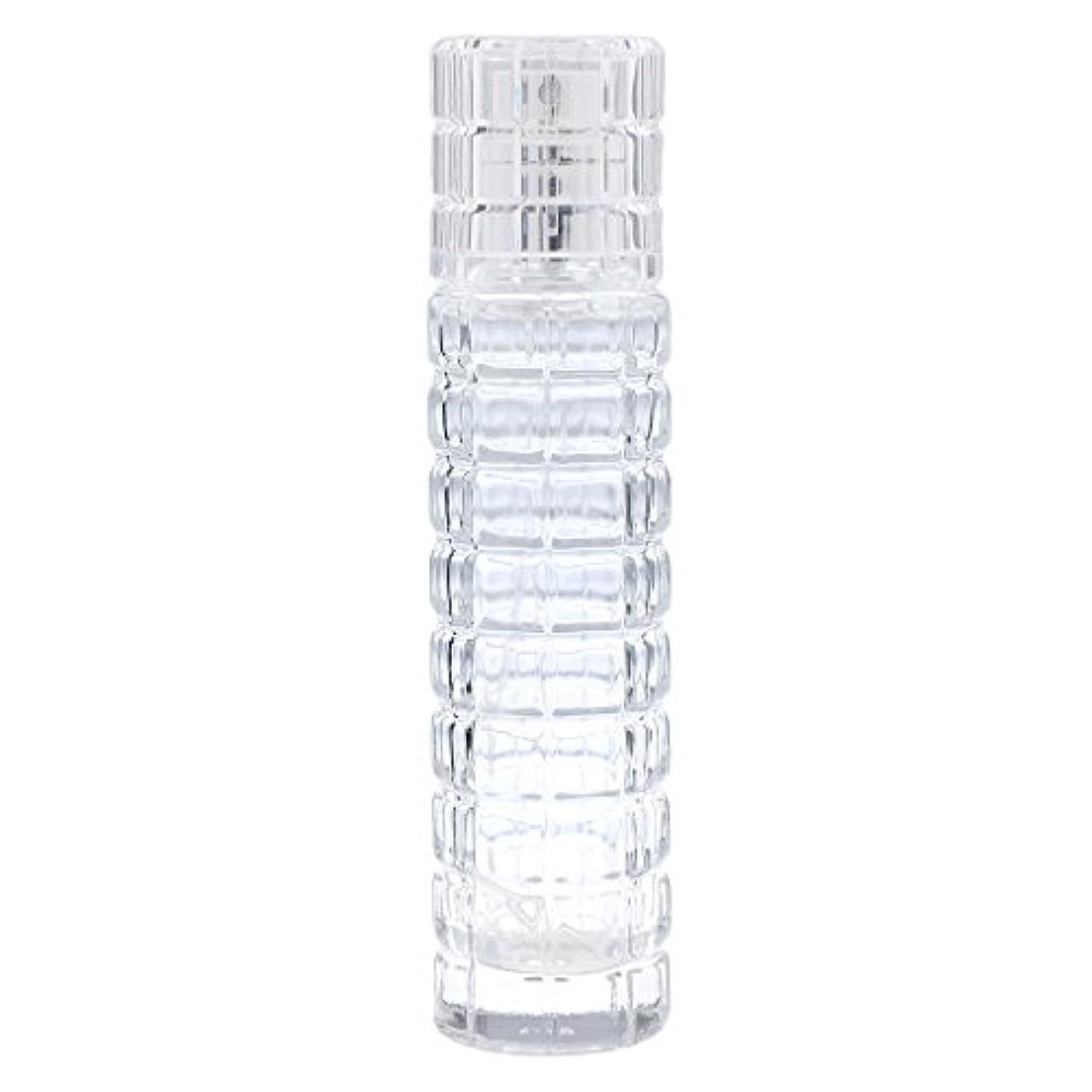 める重くする煩わしい小型 詰め替え可能 空 香水ボトル ガラス 香水瓶 アトマイザー スプレー 旅行用 30ml 便利 クリア